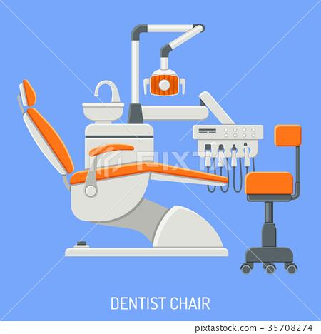 Dentist Chair concept 35708274