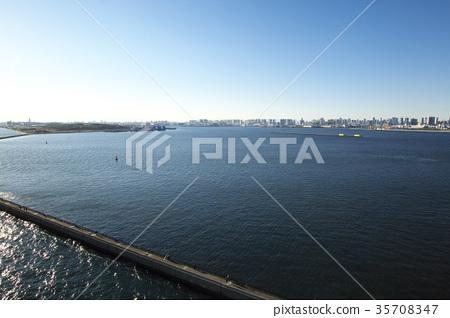 เขตโตเกียว,ท่าเรือ,โอไดบะ 35708347