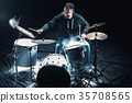 instrument drummer percussion 35708565