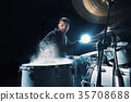 instrument drummer percussion 35708688