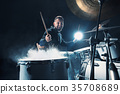 instrument drummer percussion 35708689