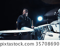 instrument drummer percussion 35708690