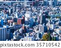 城市景觀 城市風光 城鎮地區 35710542