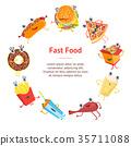 食物 食品 矢量 35711088