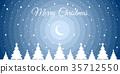 tree, christmas, snow 35712550