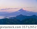 ภูเขาฟูจิ,ภูเขาไฟฟูจิ,ทัศนียภาพ 35712652