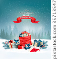 background, christmas, gift 35713547