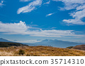 mountain, sky, blue 35714310