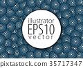 illustration wave pattern, 35717347