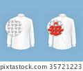 shirt, vector, fiber 35721223