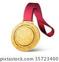 medal, gold, medals 35723400