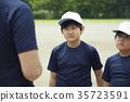 青少年棒球 兒童 小朋友 35723591