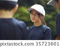 青少年棒球 女生 女 35723601