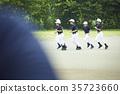 青少年棒球 小學生 練習 35723660
