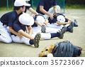 青少年棒球 儿童 孩子 35723667