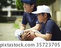 青少年棒球 男孩 男孩们 35723705