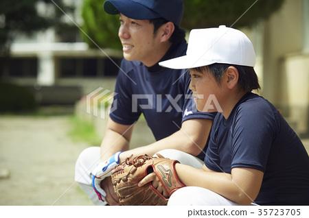 青少年棒球 男 男性 35723705