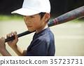 青少年棒球 男孩 男孩們 35723731