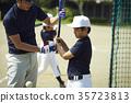 青少年棒球 男孩 男孩們 35723813