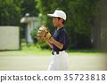 青少年棒球 男 男性 35723818