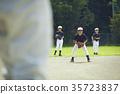 青少年棒球 男孩 男孩们 35723837