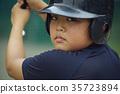 青少年棒球 少年 棒球 35723894