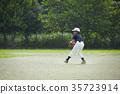 青少年棒球 男孩 男孩们 35723914