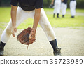 青少年棒球 小学生 练习 35723989