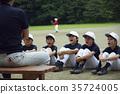 青少年棒球 兒童 小朋友 35724005