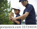 青少年棒球 小學生 練習 35724034