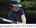 人物 青少年棒球 男 35724073