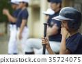 人物 青少年棒球 男 35724075