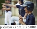ภาพเบสบอล 35724084