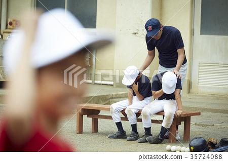 青少年棒球 男 男性 35724088