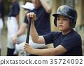 人物 青少年棒球 男 35724092