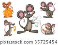 鼠標 老鼠 性格 35725454