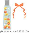 Glass Bottle, ribbon, ribbons 35726269