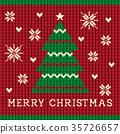 คริสต์มาส,ต้นคริสต์มาส,ถัก 35726657