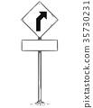 sign, arrow, signage 35730231