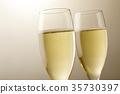 샴페인, 스파클링 와인, 와인 35730397