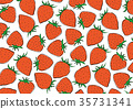 strawberries, strawberry, design 35731341