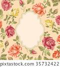 rose, flower, card 35732422