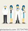 Doctors team 35734746