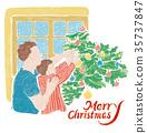 圣诞节 耶诞 圣诞 35737847