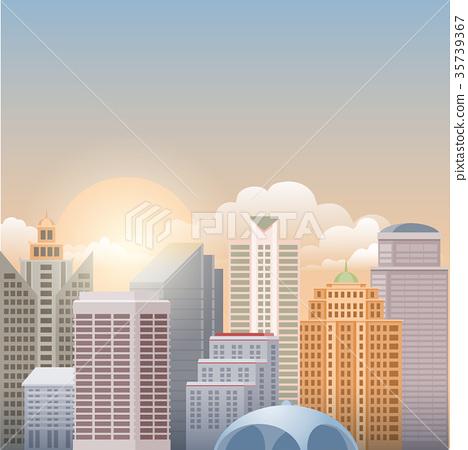 Cityscape 35739367