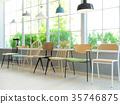 椅子 商店 照亮 35746875