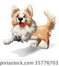 animal breed cartoon 35776703