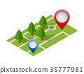 pin navigation map 35777981