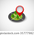 pin navigation map 35777982
