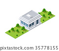 City boulevard isometric 35778155